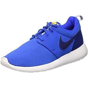 Nike Roshe One (Gs), Unisex Kids' Low-Top Sneakers, Blue (Hypr Cblt/Dp RYL Bl-VRSTY Mz-B), 5 UK:Kisaran