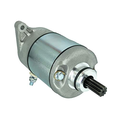 Starter Motor Replace Arctic Cat ATV Suzuki ATV LT-A400 LT-F400 with Replace OE Part # 3545-016 3545016 31100-38F00 3110038F00