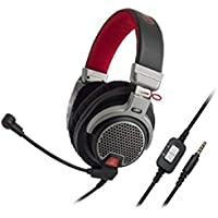 Audio-Technica Open-Air Premium Gaming Headset with 6