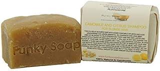 1 piece Kamille & Zitrusgewächs Shampoo für blonde Haare 100% Natürlich Handgemacht aprox.120g
