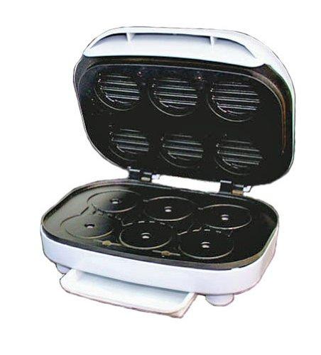 Nostalgia Electrics SM-500 All League Sliders Electric Mini Burger Maker