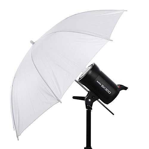 Lighting Umbrella - 33 inch Translucent Soft Light Photo Studio Video Umbrella