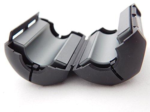 """RF Choke 31500 Ferrite Filter Core Material 31 Mix ID 1/2"""" 13mm"""