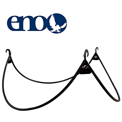 ENO, Eagles Nest Outfitters Pod Triple Hammock Stand, Charcoal