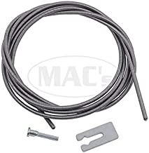MACs Auto Parts 44-49686 - Mustang Speedometer Cable Core and Tool Kit, 70