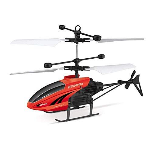 Volando Mini resistencia a la caída del establo RC Infraed Inducción Helicóptero de la inducción Aeronave Luz intermitente con control remoto Fácil de aprender Buena operación Aviones for principiante