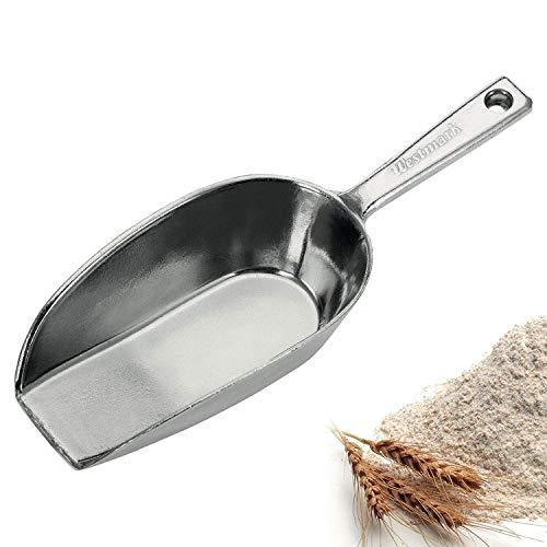 Westmark Abwiegeschaufel, Aluminium, Alu, Volumen: 300 ml