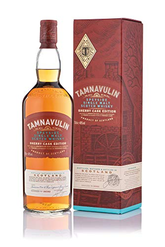 Tamnavulin Sherry Cask Whisky De Malta Escocés - 700 ml