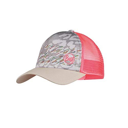 Buff Mädchen Trucker Cap, Pink, Einheitsgröße