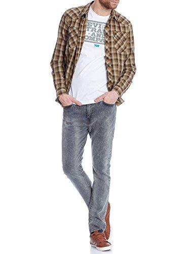 Levi's Strauss Jeans 510 Regular grau W31L34