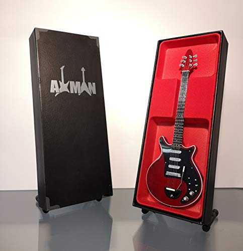 Brian May Queen Red Special Miniatur-Gitarrennachbildung