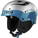 Sweet Protection Adult Trooper II SL MIPS - Casco (Talla pequeña), Color Azul
