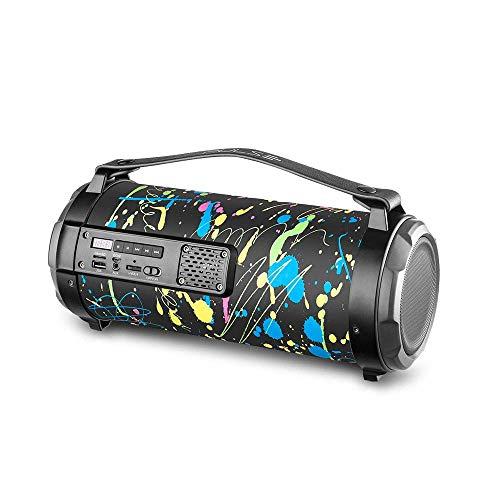 Bazooka Paint Blast 80W Bluetooth - SP361