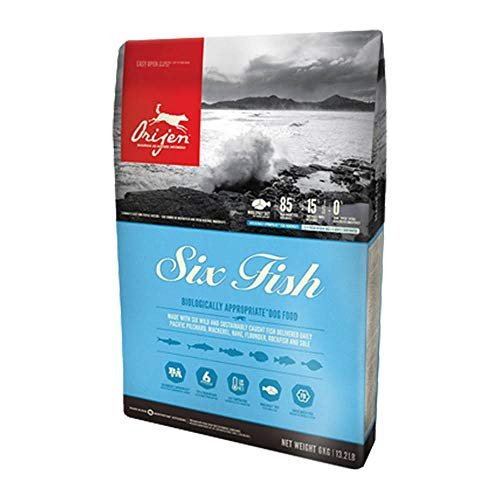 Orijen Six Fish Dog Whole Prey - 11,4 kg