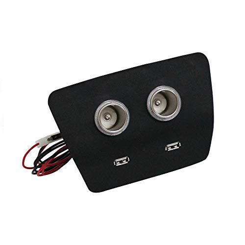 プリウス ZVW30 シガーソケット/USBポート 増設キット【プリウス 30系 国産車】