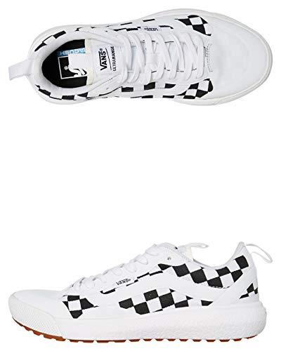 Vans UA UltraRange EXO Sneaker Hommes Weiss/Schwarz - 40 - Sneaker Low
