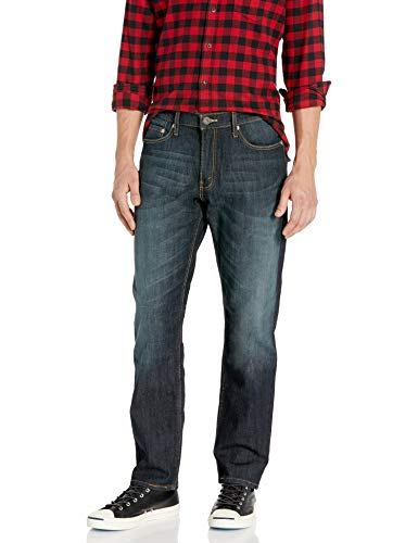 Signature by Levi Strauss & Co. Gold Label Men's Big & Tall Athletic Fit Jean, pittsburgh, 50W x 30L