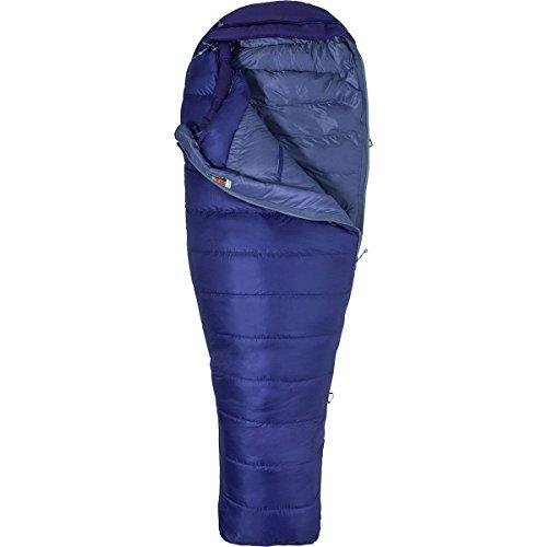 Marmot Damen Wm's Ouray Mumienschlafsack, Electric Purple/Royal Grape, Regular