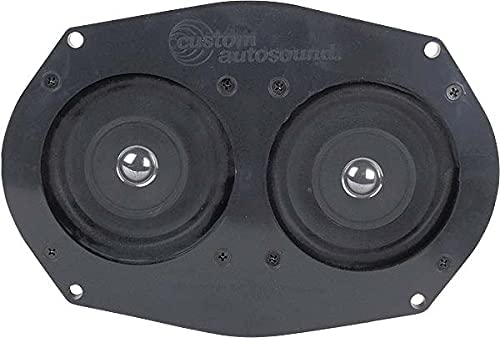 At the Regular discount price of surprise MACs Auto Parts Dual Front Speaker Mount Dash 80 Assembly - Wa