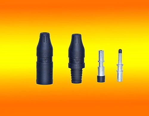 5 Paar MC3 Solarstecker 4 - 6 mm² Original Multi Contact für Solarkabel von bau-tech Solarenergie