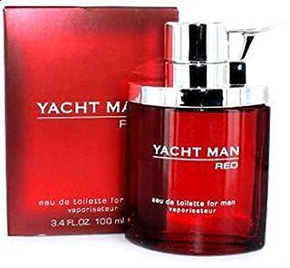 يخت مان الأحمر Yacht Man Red