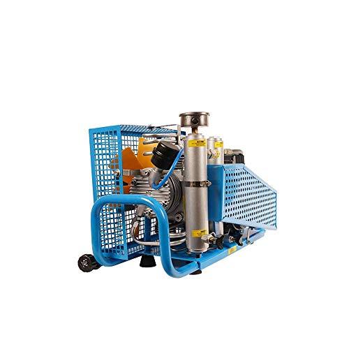 TUXING 300Bar Compresor de buceo de alta presión para buceo esnórquel deporte acuático paintball