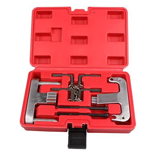 MOSTPLUS 8 Teile Steuerkette Wechseln Werkzeug Nockenwellen Arretierung Kompatibel mit MercedesBenz Motoren 602589004000