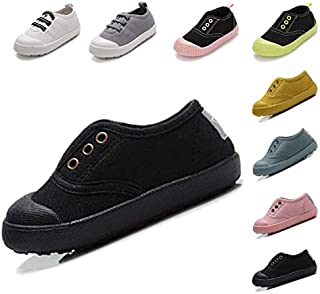 Kikiz Candy Color Kids Toddler Canvas Sneaker Boys Girls...