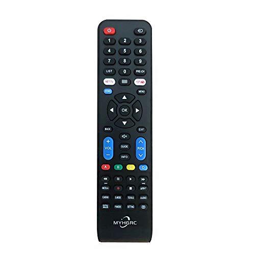 MYHGRC Nuevo Mando a Distancia Universal para Mando Sony/Samsung/LG TV LCD LED Smart TV- No Se Requiere Configuración del Televisor Control Remoto Universal