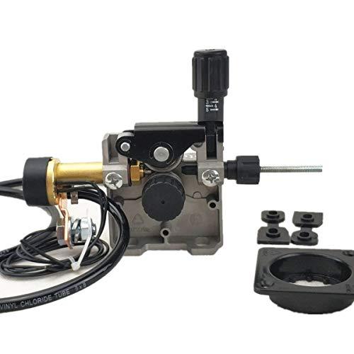 Wire Feeder, DC 24V/12V Welding Wire Feeding Assembly, for MIG Welder Welding Machine (Wire Feeder 24V)