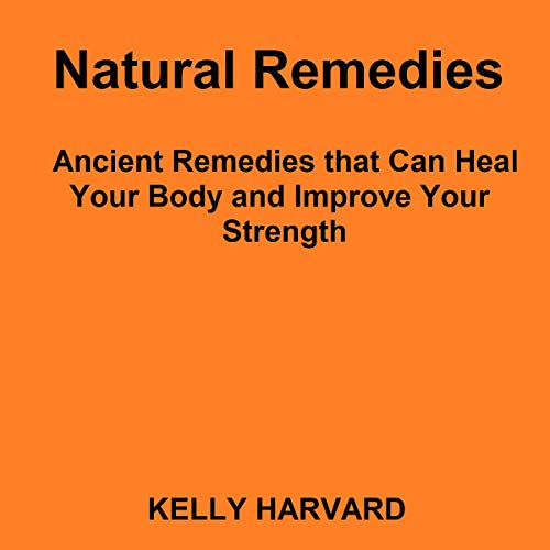 Natural Remedies  By  cover art