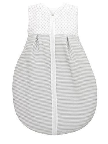 Alvi Baby Kugelschlafsack Thermo Little Dots Grey 632-9, Größe:110
