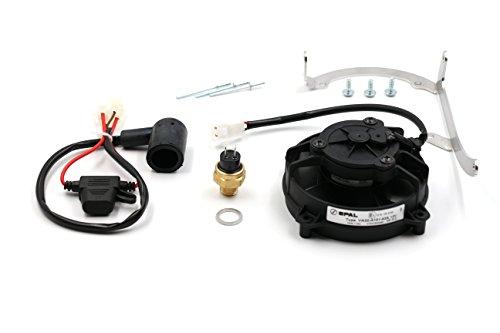 ProRace Ventilador axial, ventilador SPAL original para 4 tiempos