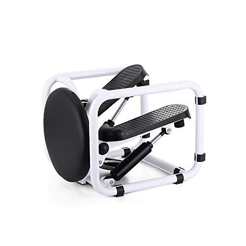 Stepper für den Haushalt, rotierendes Sitzkissen, Aerobic-Fitness-Walker mit LCD-Display, für Ihre Hüften, Taille, Beine, Arme Fitness