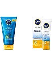 NIVEA Dry Protect Creme Gel 30 & Gesicht Mattierend 30