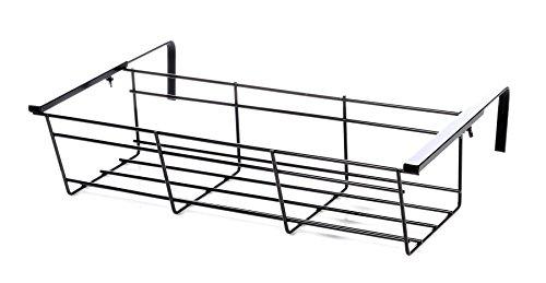 Fioriera - Balconiera Eurogarden Regolabile. Balconiera Cm.55/Ganci Fino a 40 Cm -Art.13003_40-100% Made in Italy -