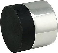 INOX DSIX08-32 Wall Mount Door Stop, Polished Stainless Steel