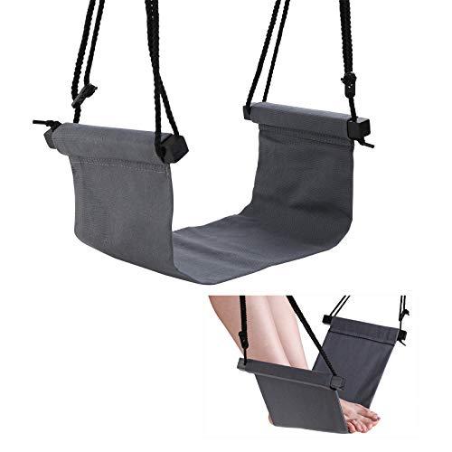 Flexispot Office Foot Hammock Under Desk, Adjustable Desk Foot Rest Stand Replace Footstools for...