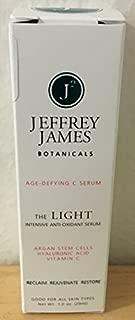 Jeffrey James The Light - Age Defying C Serum Oil by Jeffrey James