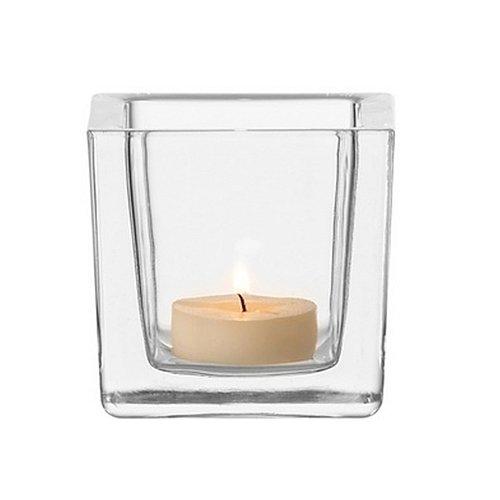 LEONARDO Set/3 Tischlicht Cube