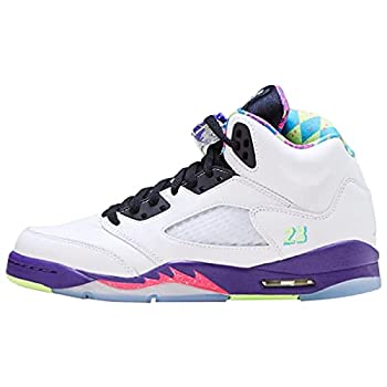 Nike Air Jordan 5 Retro  gs  Big Kids Casual Basketball Shoe Db3024-100 Size 4