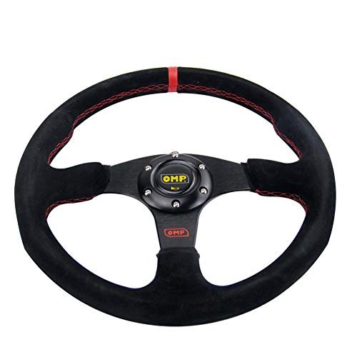 mildily Volante, Volante de Carreras de Autos 14 Pulgadas /