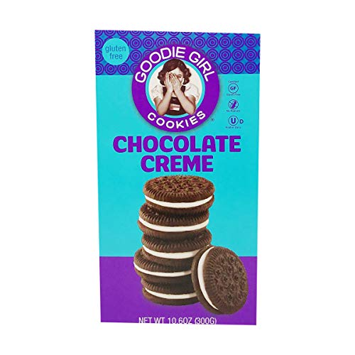 Goodie Girl 6 Piece Cookie, Chocolate Creme, 10.6 Ounce