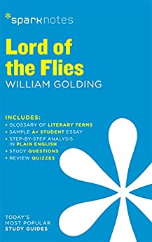 Lord of the Flies SparkNotes Literature Guide (SparkNotes Literature Guide Series Book 42) by [SparkNotes]