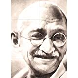 MAHATMA GANDHI INDEPENDENCE CIVIL RIGHTS FREEDOM INDIA