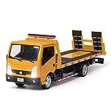 Auto modelo Nuevo Remolque A Escala 1:32, Camión De Coche, Tractores De...