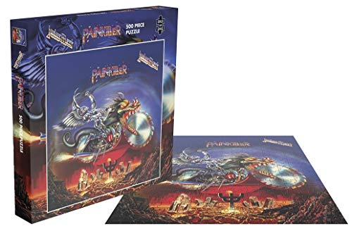 Judas Priest 'Painkiller' Puzzle de 500 Piezas
