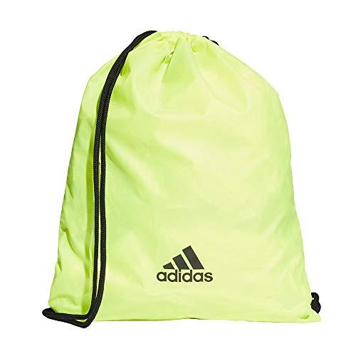 adidas Run Gym Bag Bolsa de Gimnasio, Adultos Unisex, Amasol (Amarillo), Talla Única
