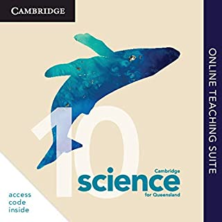 Cambridge Science for Queensland Year 10 Online Teaching Suite Code