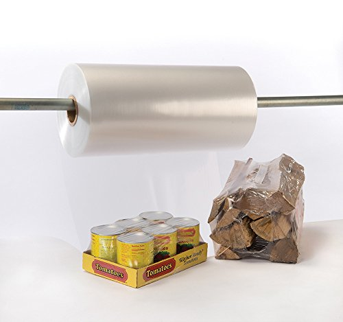 Fantastic Deal! 22 x 2 mil Clear Plastic Shrink Bundling Film (Roll of 4,200')